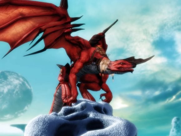 Crimson Dragon  (Xbox One) Review: Repetition at its best 1