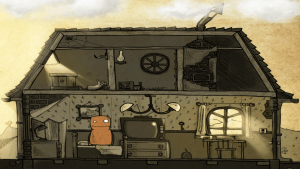 Gomo (PC) Review: extremely simple visit to Machinarium