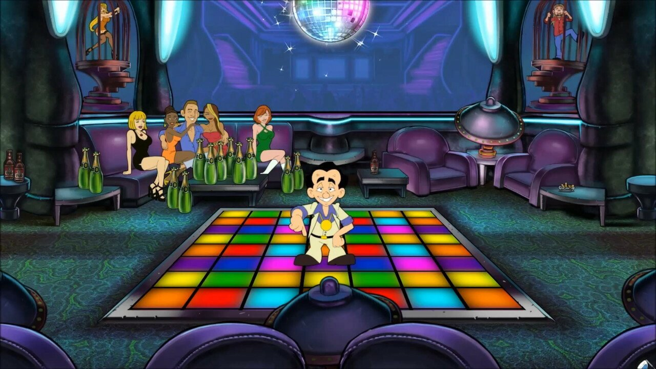 Creator of Leisure Suit Larry Leaves Publisher Following Sex Scandal