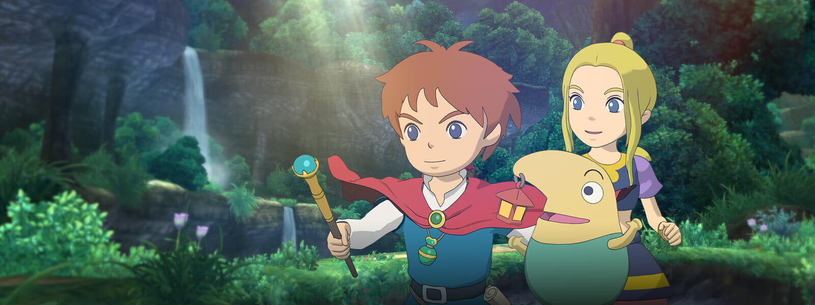 Ni no Kuni and Kids' Games: Simplicity without Patronizing 2