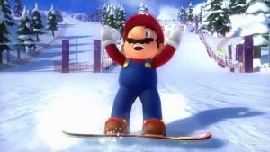 Mario & Sonic At The Olympic Winter Games Sochi 2014 (Wii U) Review