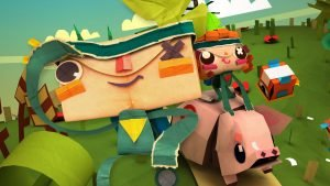 Tearaway (PS Vita) Review: Like Nothing Else on the Market