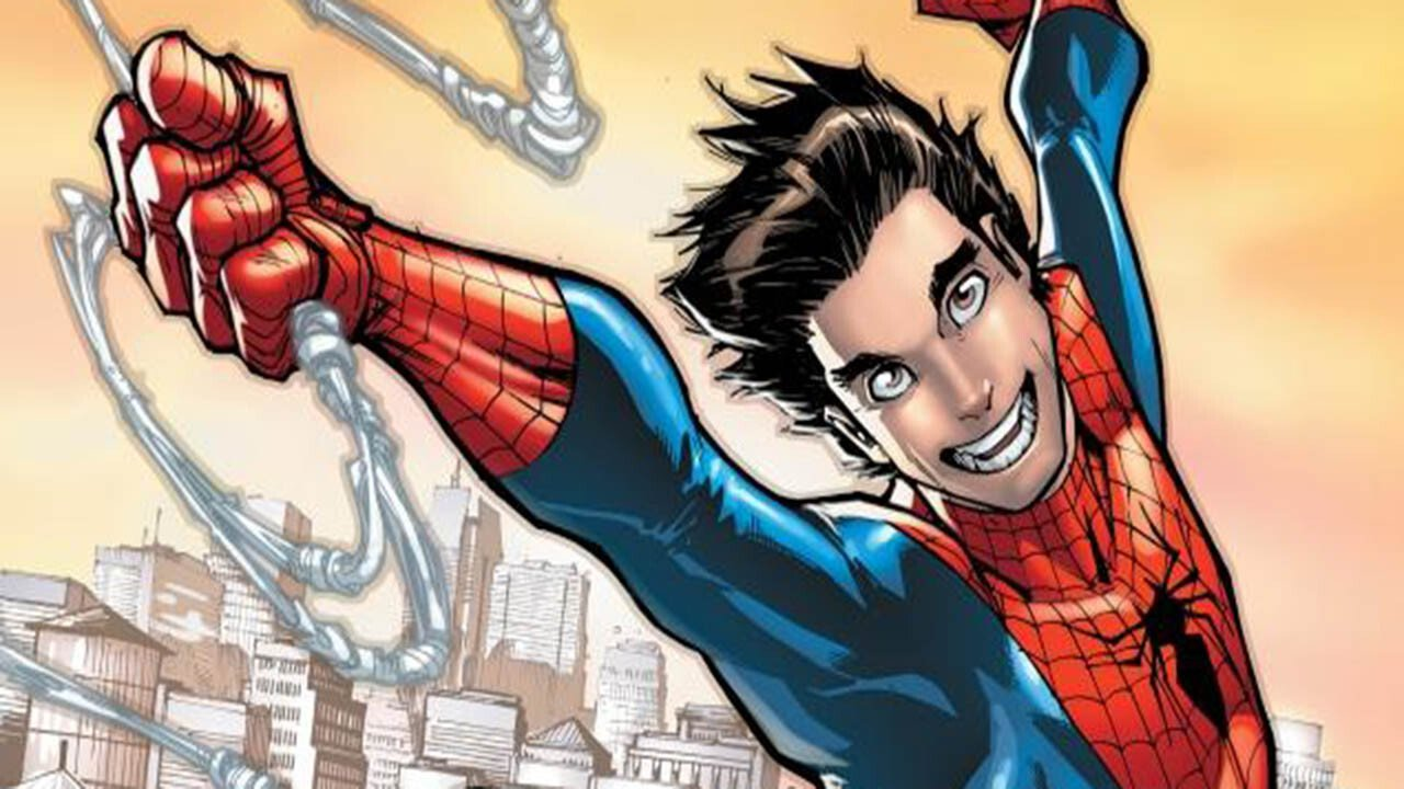 Peter Parker returns in Slott's 'Amazing Spider-Man'
