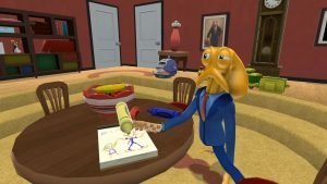 Octodad Will Feature Multiplayer