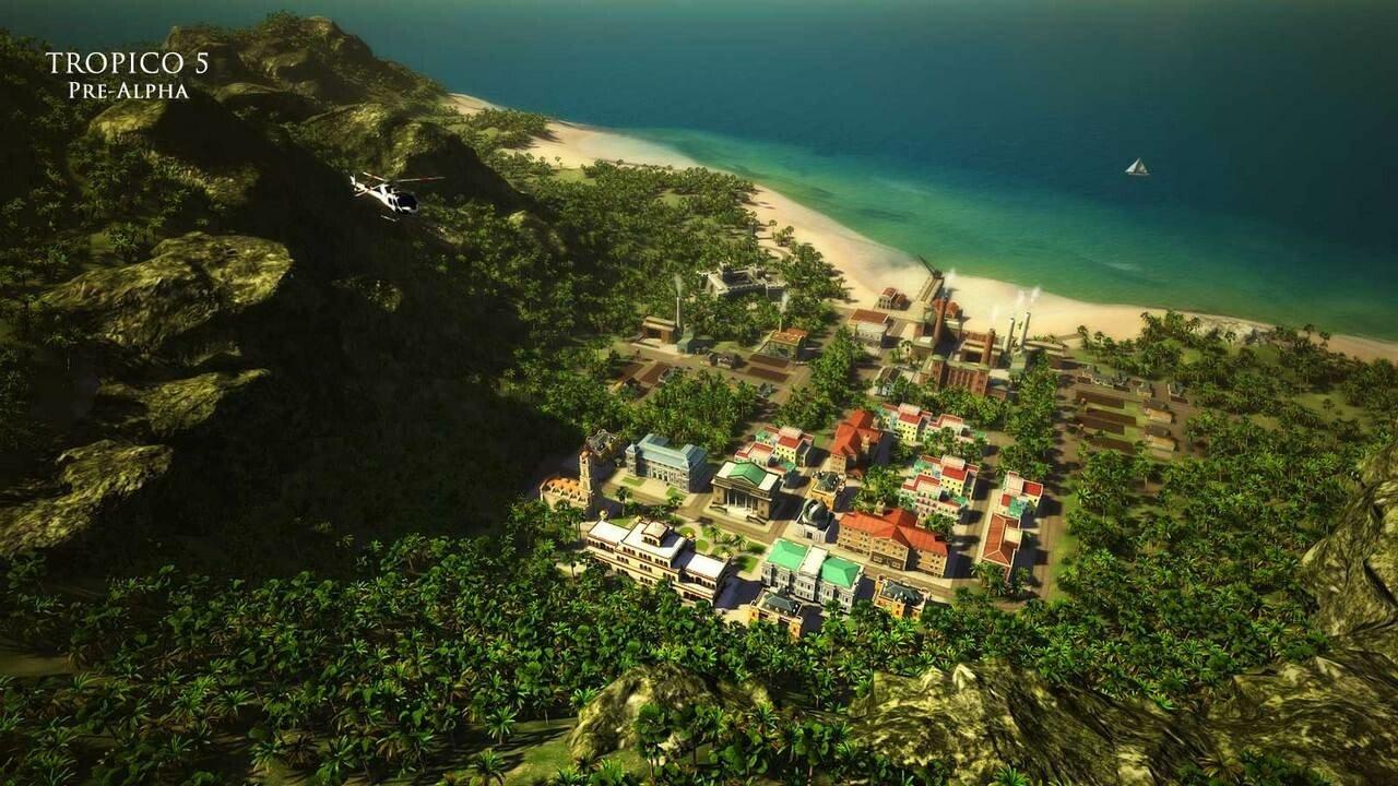 Tropico 5 Coming to PlayStation 4 2