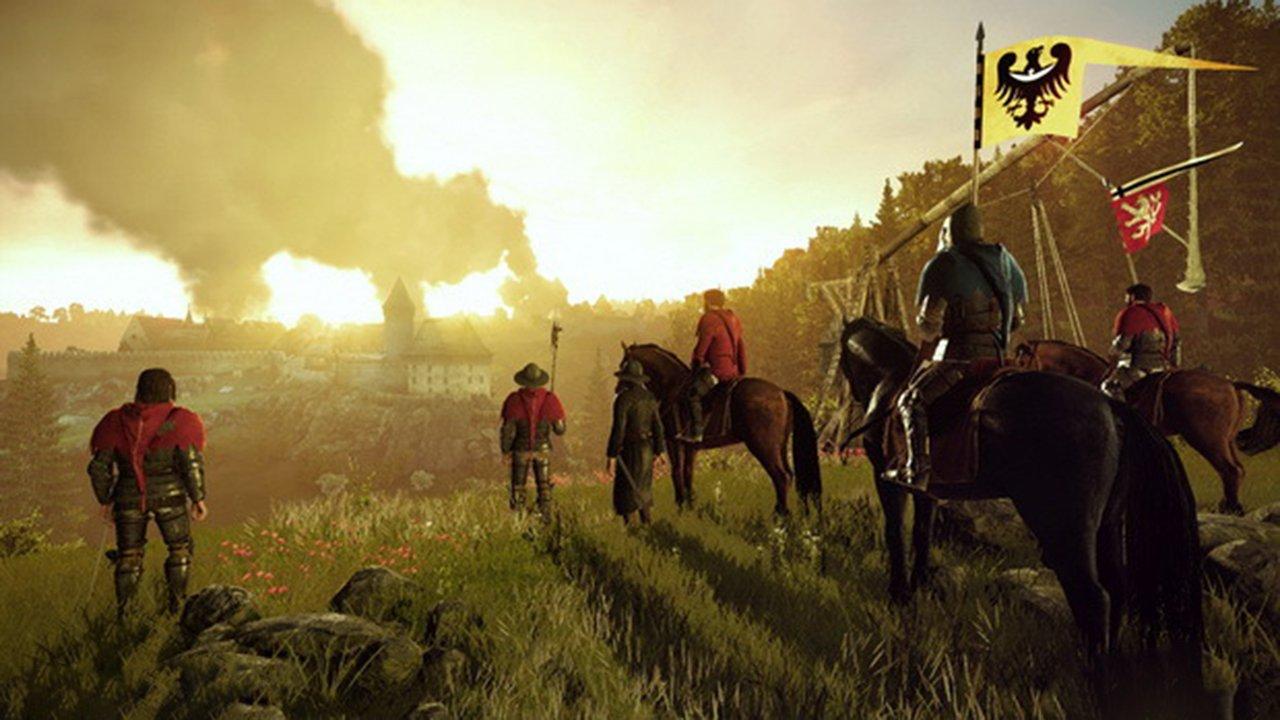 Kickstarter game a hyper-realistic RPG set in medieval Europe 1