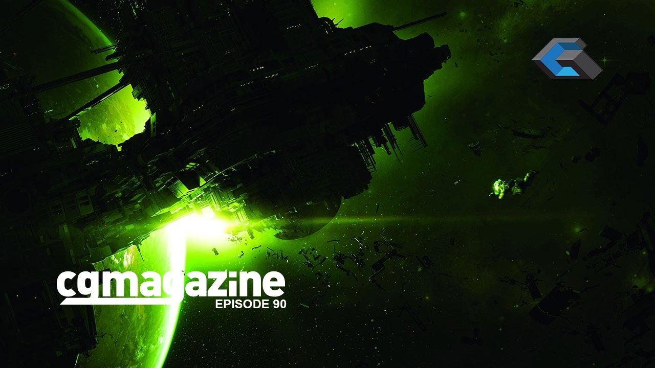 CGMPodcast Episode 90 - CES and Aliens 1