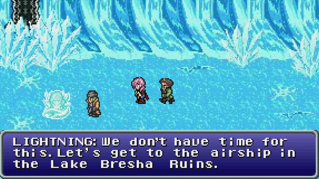 16 Bit Story Recap Harkens Back to Square's Glory Days 2