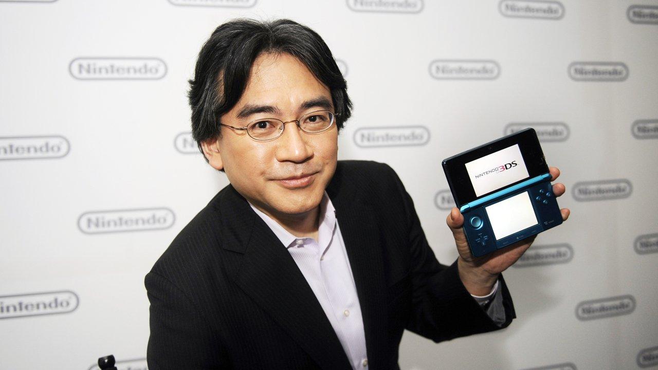 Head of Nintendo Cuts His Salary