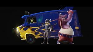 Sly Cooper Sneaks His Way Into Film 2