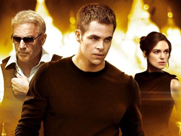 Jack Ryan: Shadow Recruit (Movie) Review