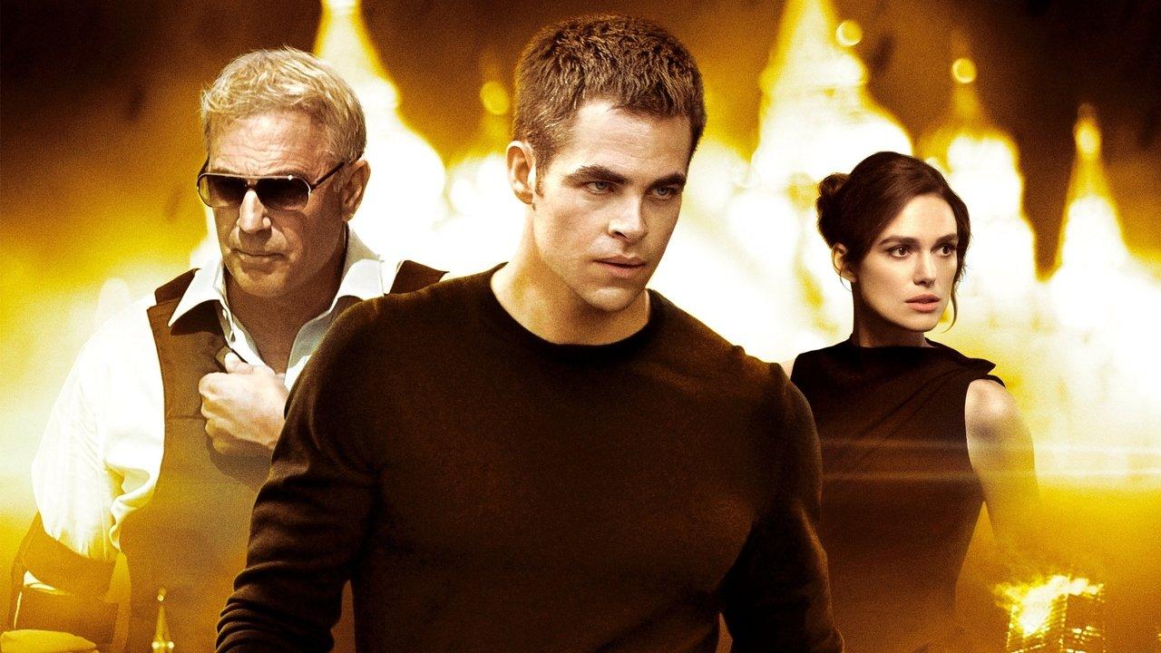 Jack Ryan: Shadow Recruit (2014) Review 1