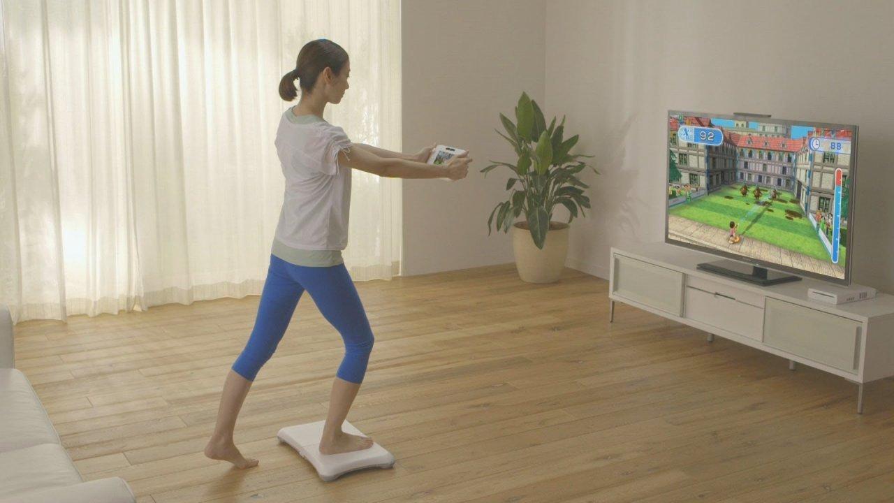 Wii Fit U Wii U Review
