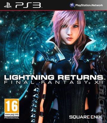 Lightning Returns: Final Fantasy XIII (PS3) Review 2