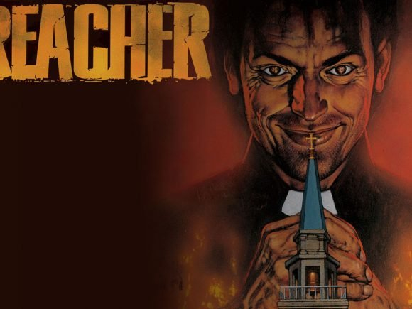 Preacher comic series turning into TV show