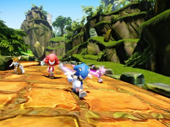 SEGA Brings Back Xtreme With Sonic Boom 1