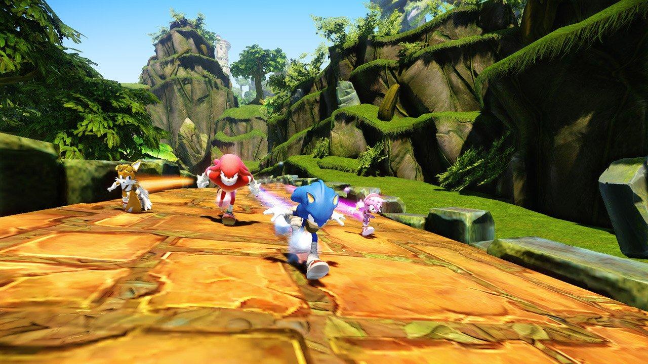 SEGA Brings Back Xtreme With Sonic Boom