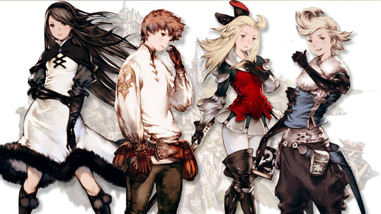 Bravely Default (3ds) Review