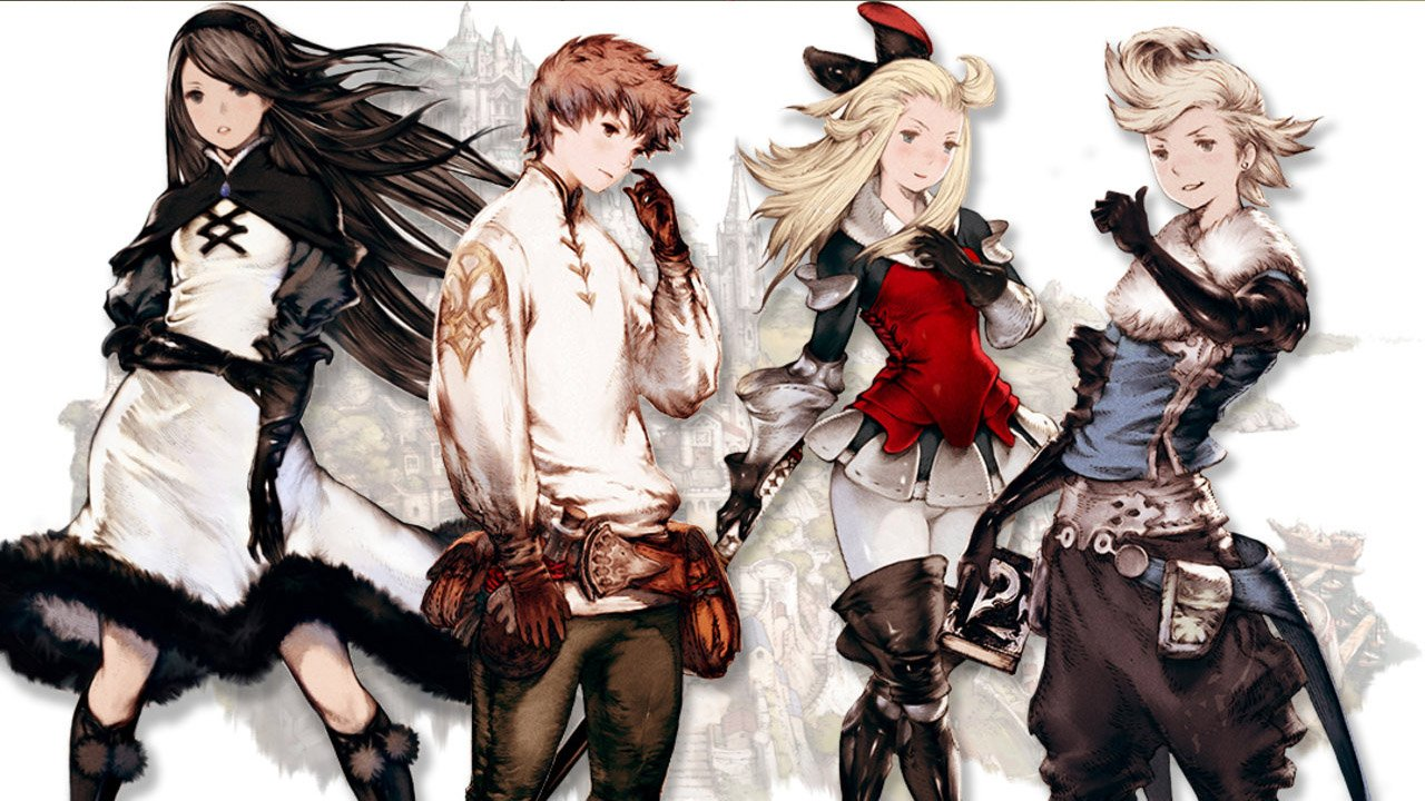 Bravely Default (3ds) Review 2