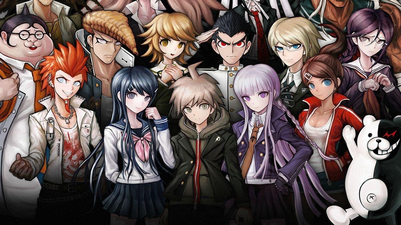 Funimation Responsible For Dangan Ronpa's Rising Popularity