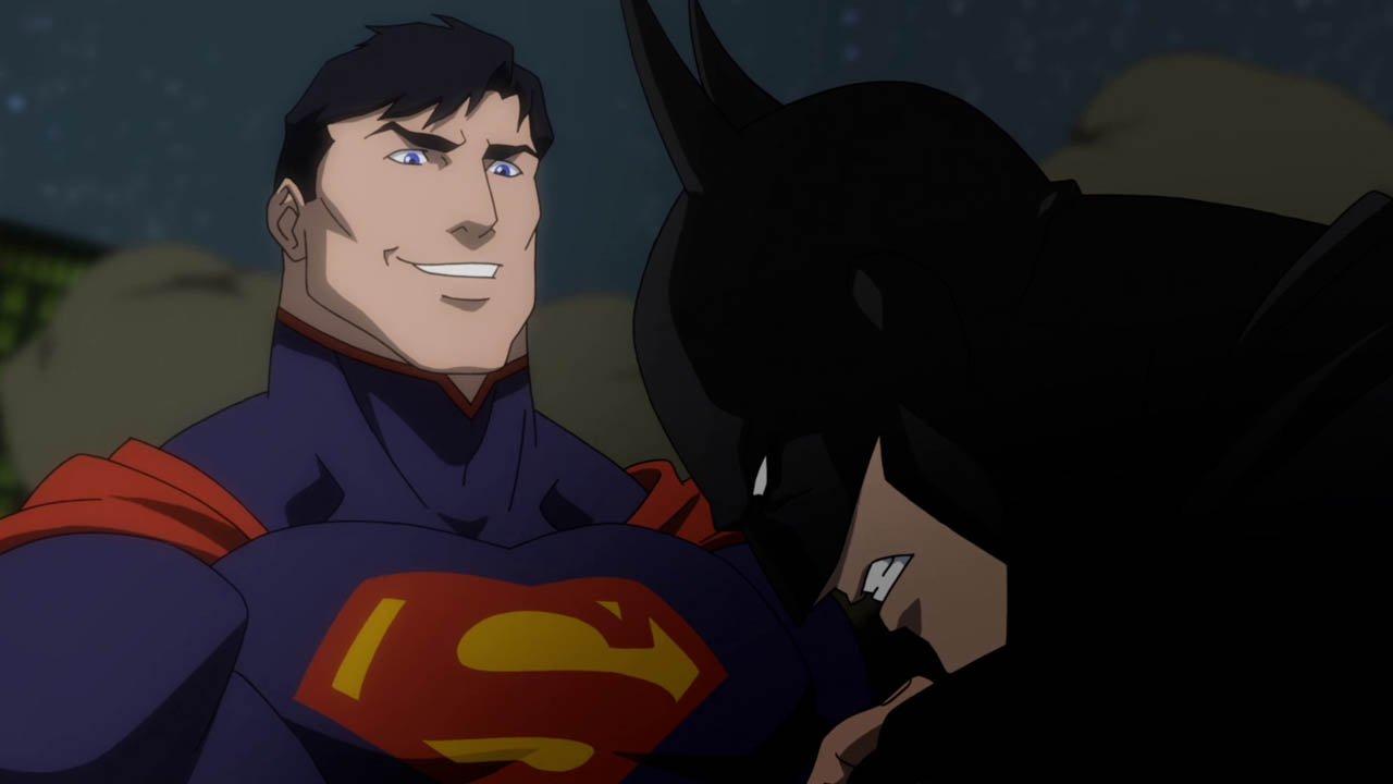 Justice League: War (2014) Review 8