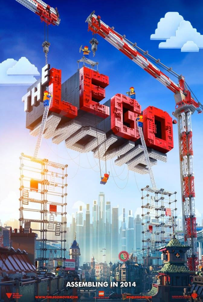 The Lego Movie (Movie) Review 4