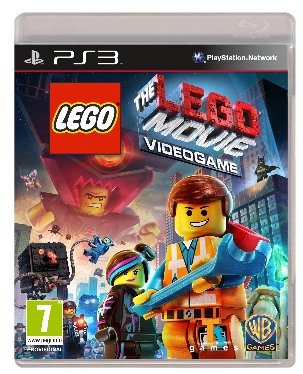 The Lego Movie Videogame (Xbox 360) Review 3