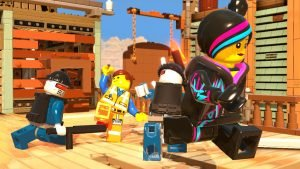 The Lego Movie Videogame (Xbox 360) Review