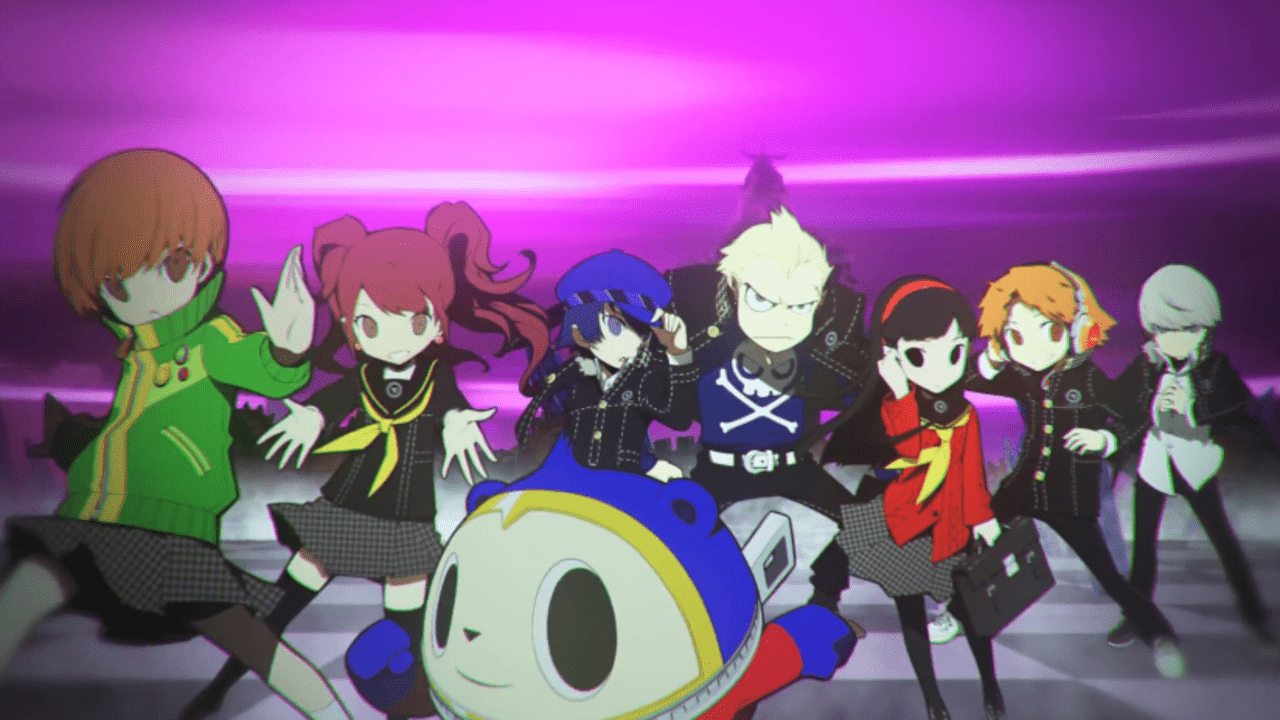 Persona Q Adds Videos For Teddie and Aigis