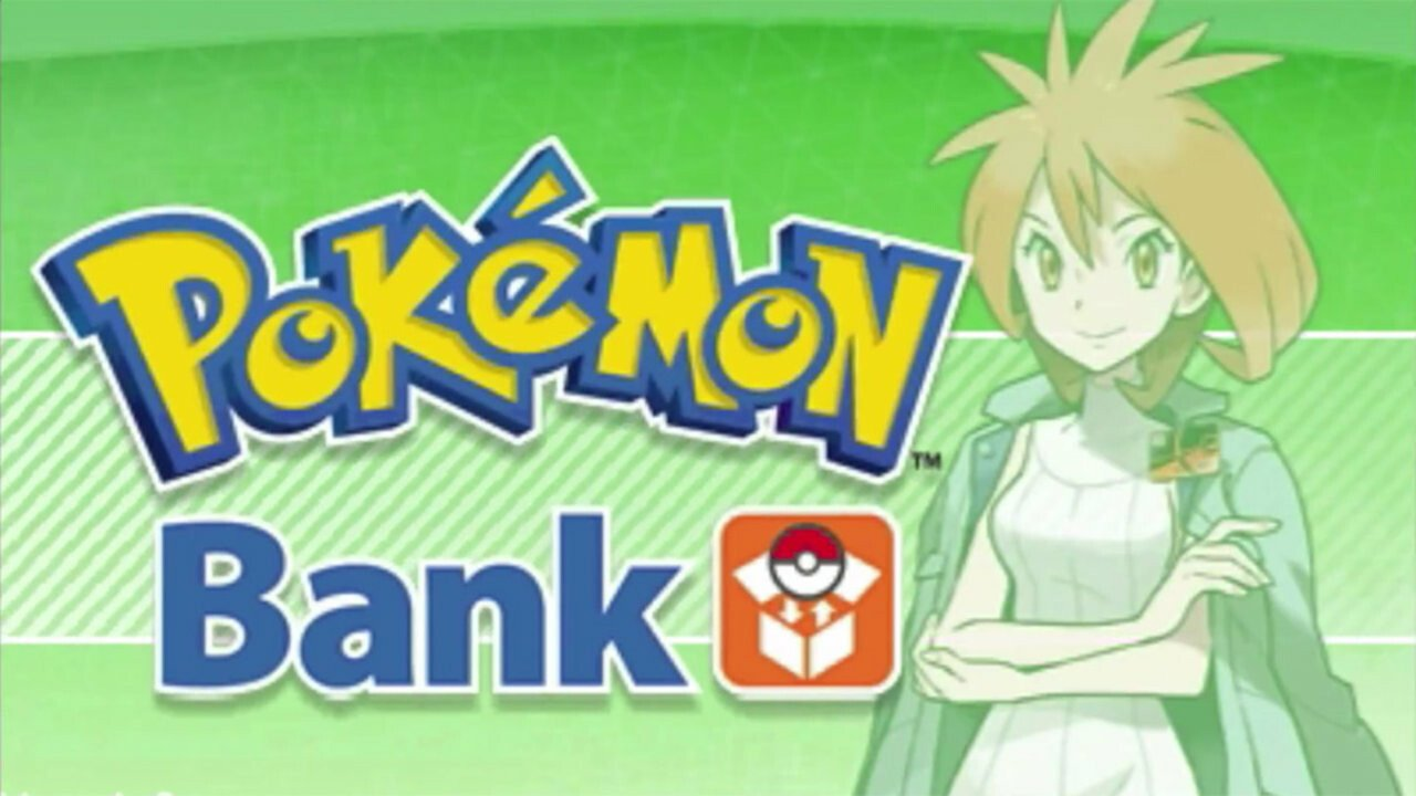 Pokemon Bank Now Available In Canada