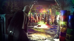 New Tablet-Based Hitman Game Coming