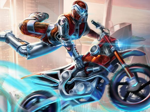 Trials Fusion Coming To PS4