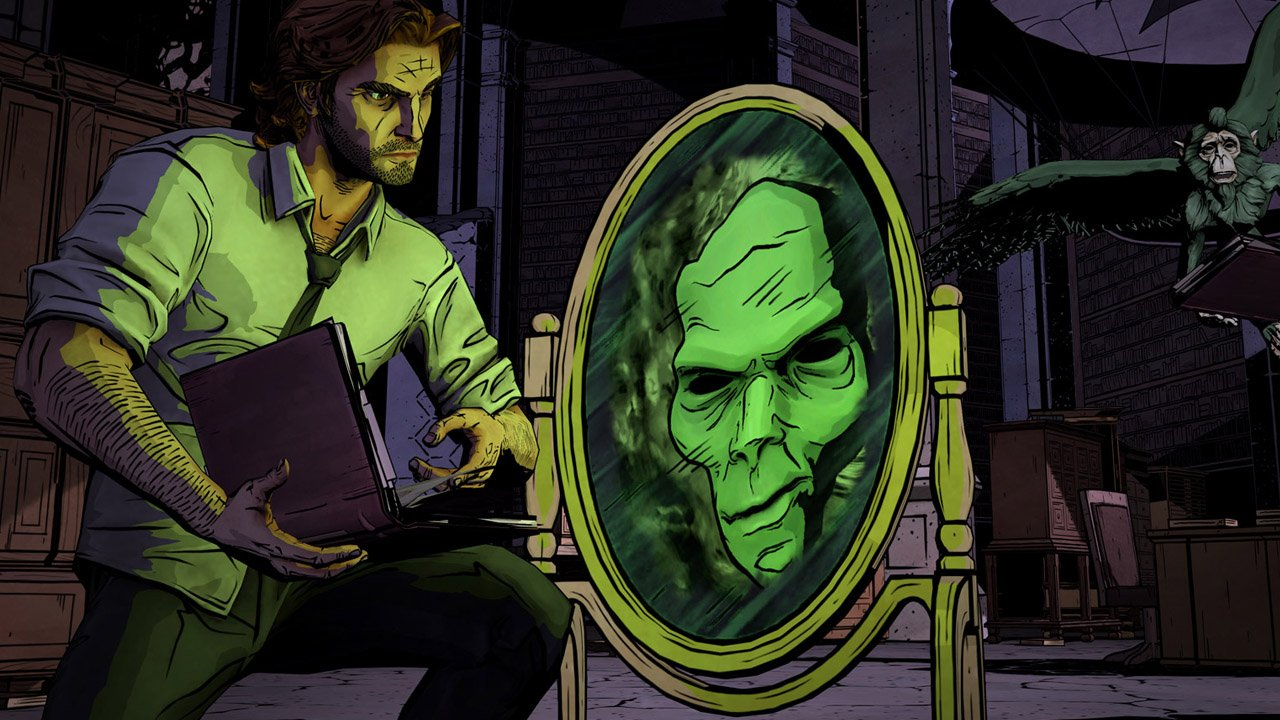 The Wolf Among Us: Episode 2: Smoke And Mirrors (PS3) Review 4