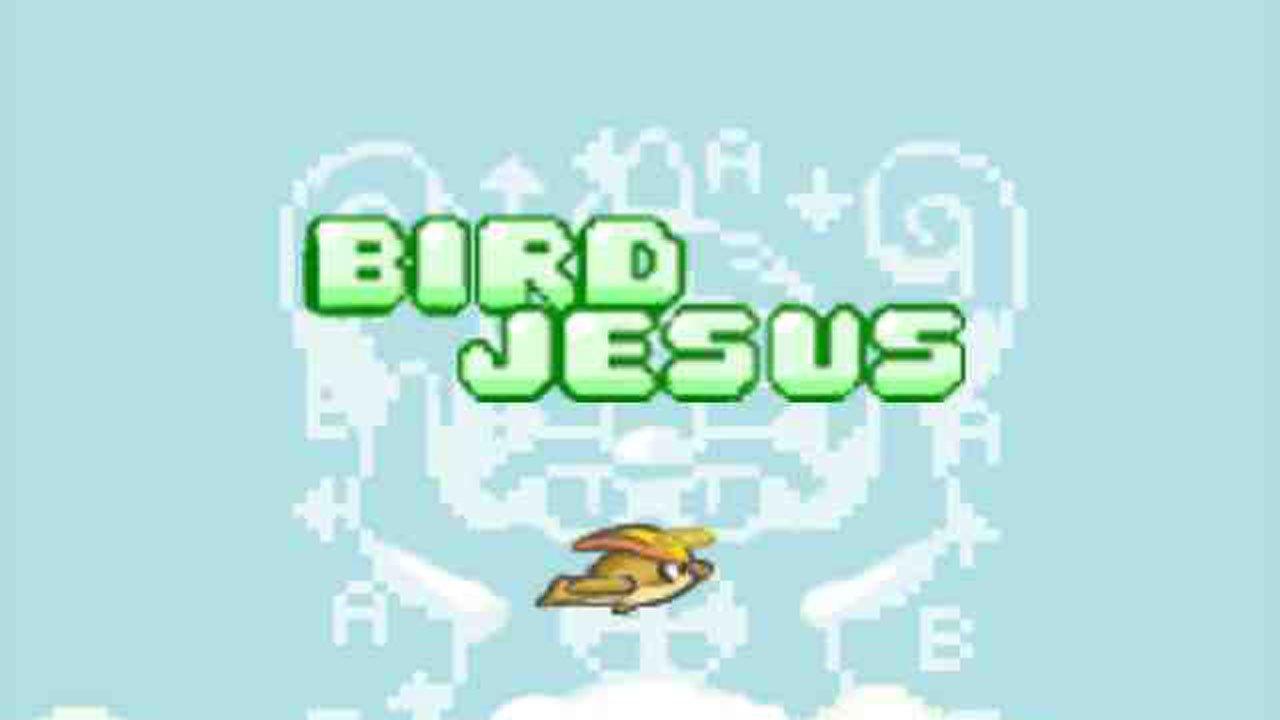 Flappy Bird lives on in Bird Jesus 1