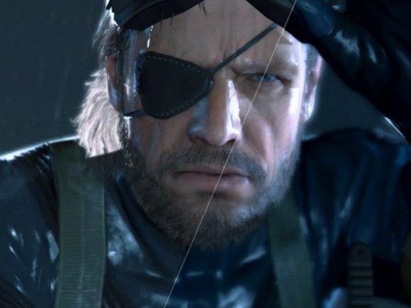PS4 VS. PS3 - Metal Gear Solid V: Ground Zeroes Intro Comparison 1