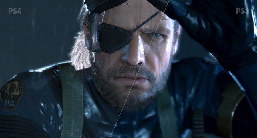 PS4 VS. PS3 - Metal Gear Solid V: Ground Zeroes Intro Comparison