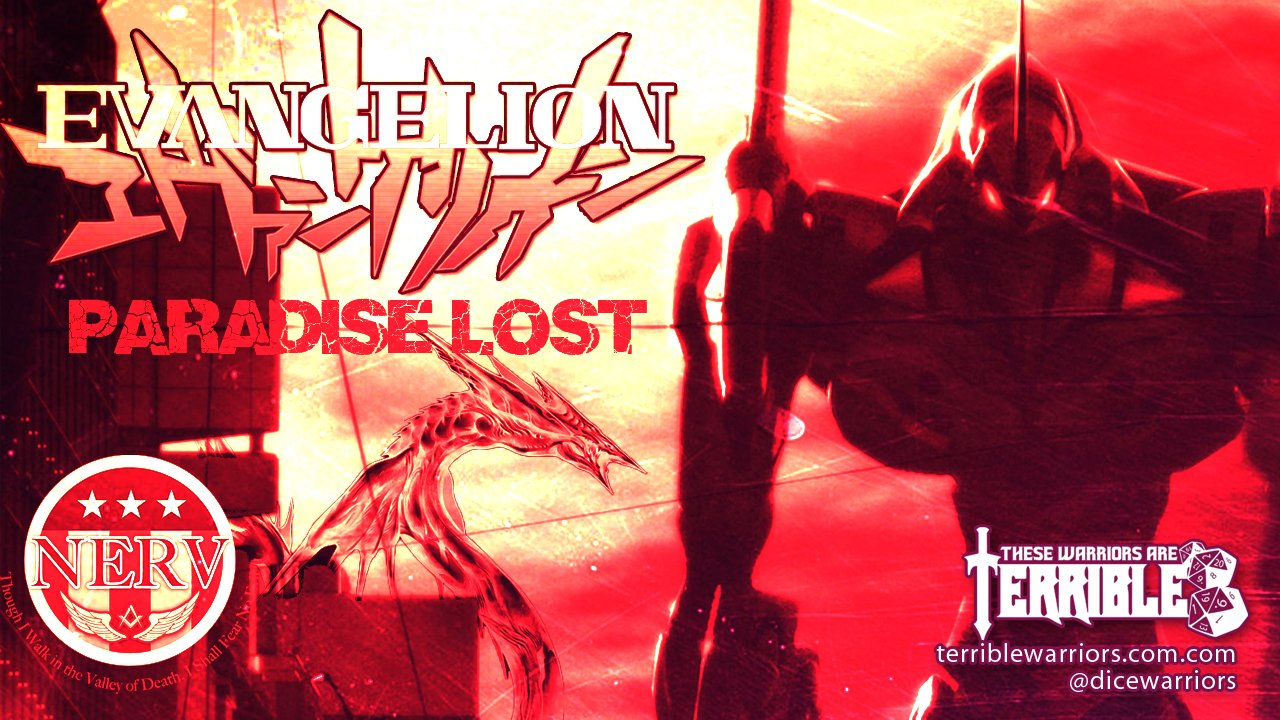 Neon Genesis Evangelion: Paradise Lost - Episode 1 - These Warriors Are Terrible