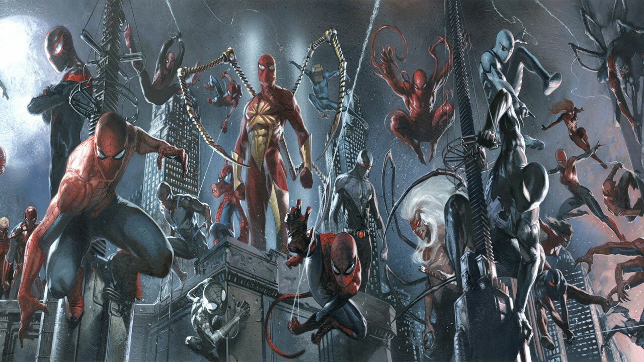 Spider-Verse Will Include All The Spider Men