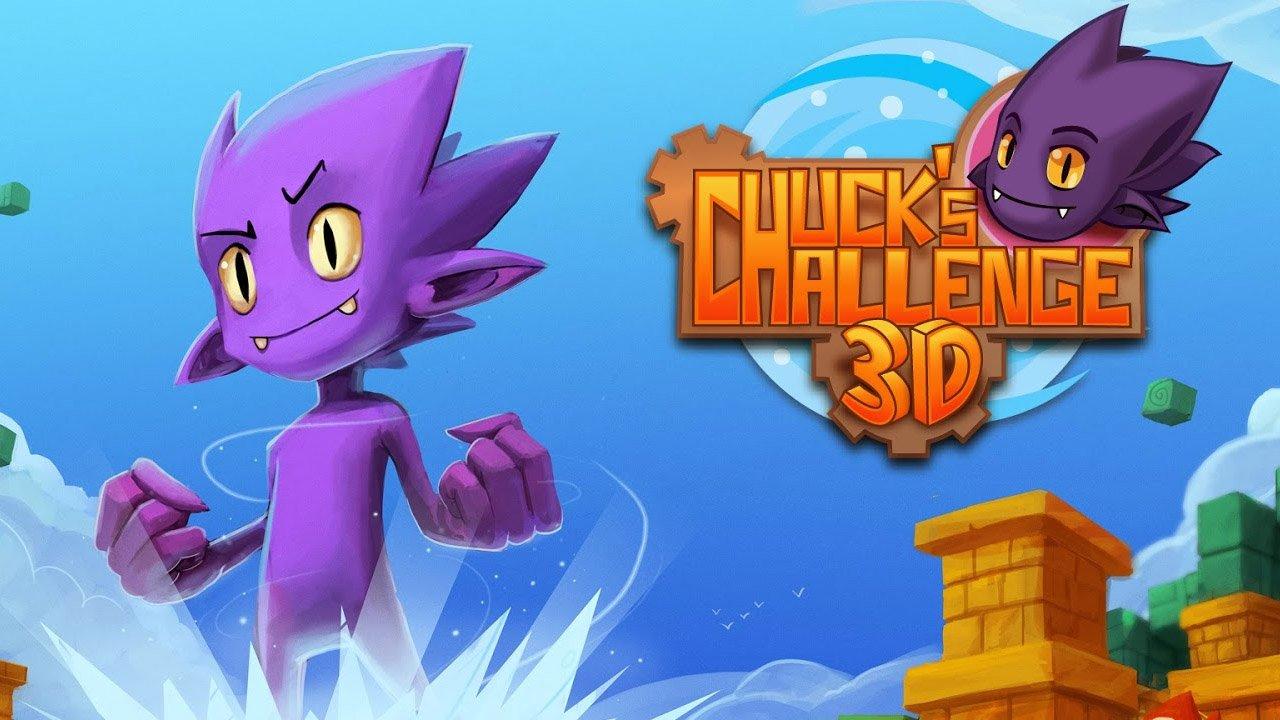 Chuck's Challenge 3D (PC) Review 3