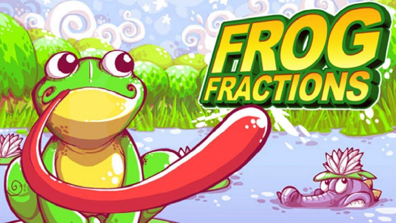 Support Frog Fractions 2 on Kickstarter to Buy Back the Oculus Rift 1