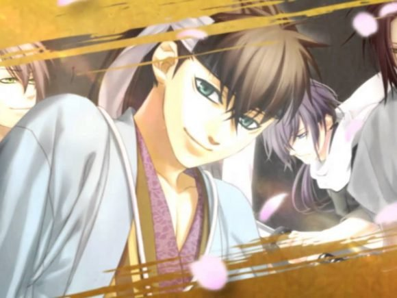 Hakuoki: Stories of the Shinsengumi Out In May