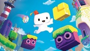 Fez Is Taking Over PlayStation 1