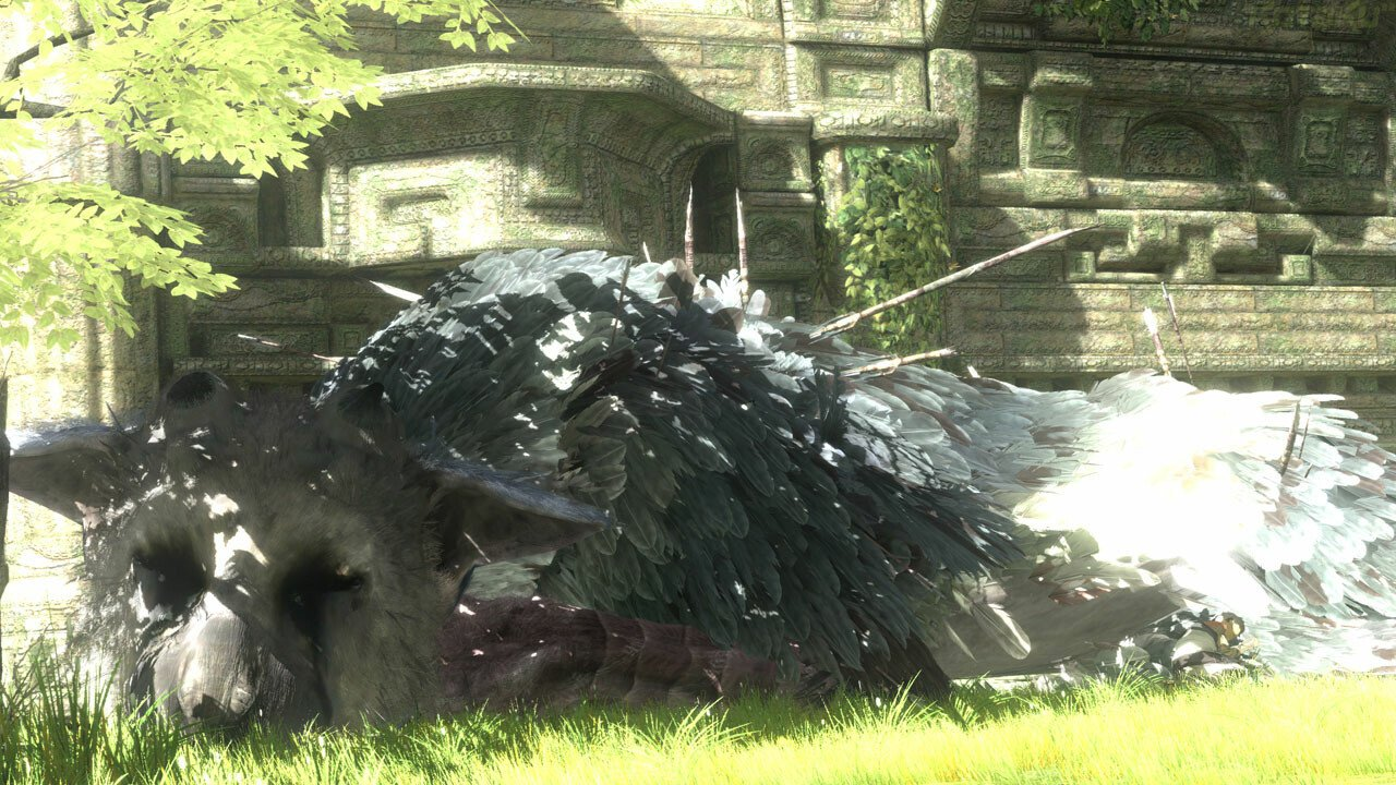 The Last Guardian Is Teased For PlayStation 4
