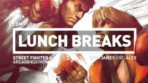 CGM Lunch Breaks: Street Fighter IV Arcade Edition - 2015-02-01 15:21:35