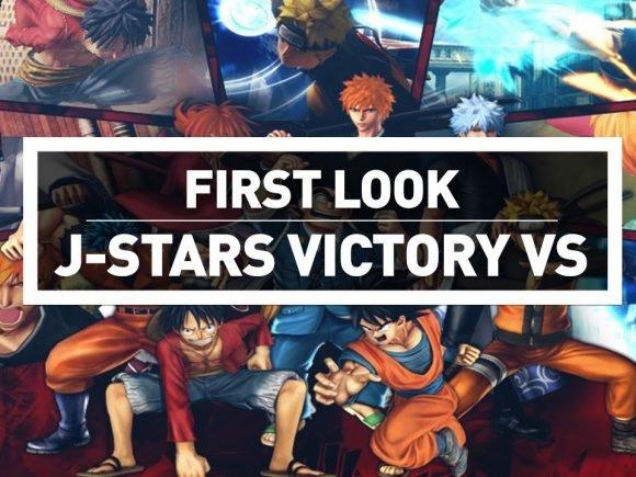 CGM First Look - J-Stars Victory Vs
