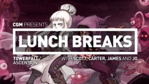 CGM Lunch Breaks - TowerFall: Ascension - 2015-02-01 15:18:10