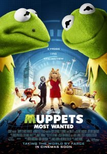 Muppets Most Wanted (Movie) Review 3