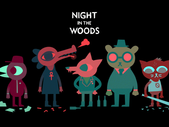 You Can Now Pre-Order Night In The Woods