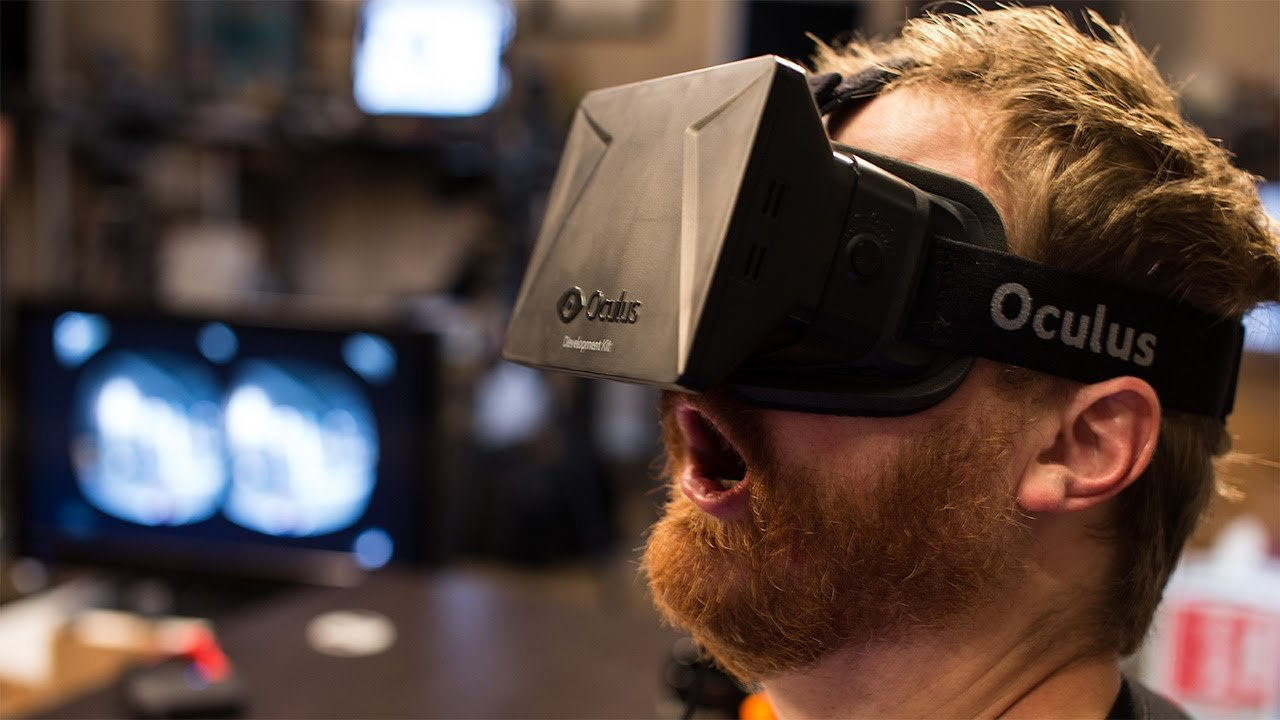 Movies, Museums… Porn? The Many Uses For VR Headsets 2