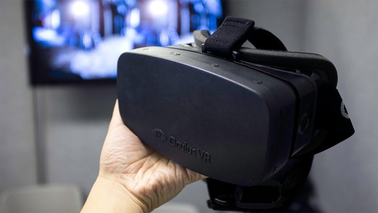 Oculus Rift Enters The World Of Facebook 3